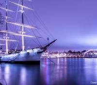 Stockholm, Gamla Stan, slottet och Af Chapman